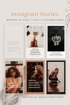 New Photography Studio Design Ideas Fonts 16 Ideas Feeds Instagram, Instagram Story Template, Instagram Story Ideas, Instagram Posts, Instagram Templates, Social Media Template, Social Media Design, Social Media Graphics, Instagram Design
