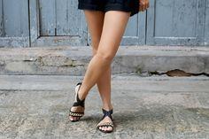 My DIY Codes – DIY sandals!!