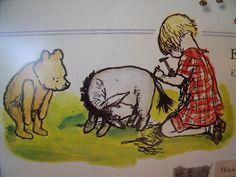 Dandelion Wishes: Winnie the Pooh