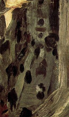 View of Riera de Sant Joan from the window, 1900 - Pablo Picasso