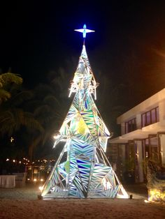 Christmas at Discovery Shores, Boracay, Philippines