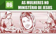 Resultado de imagem para MINISTERIO DE MULHERES