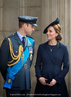 From Berkshire to Buckingham : Kate in Beulah for Afghanistan Service at St. Paul's