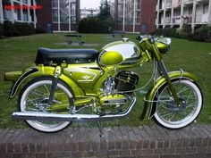 Zundapp Beauty - Vintage German motorcycle in immaculate condition!...Brought to you by #HouseofInsurance in #Eugene #Oregon