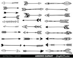 2nd to last 3 arrow in middle make the rest the way I like