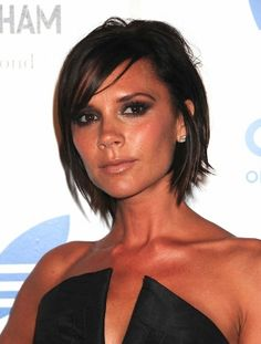 Victoria Beckham Hair-This is what I'm getting today....don't think I can rock it near as well as Posh.  Oh well, we'll see!!