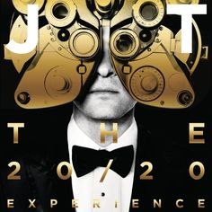 album cover art: justin timberlake - the 20/20 experience: 2 of 2 [09/2013]