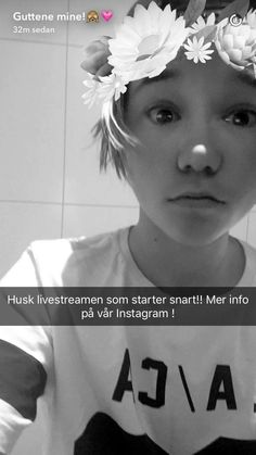 Er vist vilde med Snapthat eller hvad det hedder Marcus Y Martinus, Keep Calm And Love, My Love, Mac, Tween, My Idol, Snapchat, Puppys, Foxes