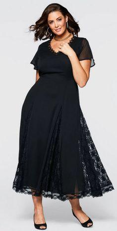 klänningar i stora storlekar