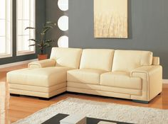 Leather Sectional Sofa BT-0483