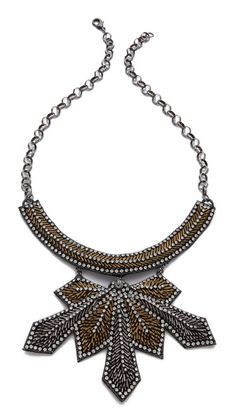 Deepa Gurnani Statement Necklace /250