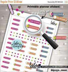 60%OFF - School Stickers, Printable Planner Stickers, Study Stickers, College Stickers, Labels School, Kawaii Stickers, Planner Accessories,