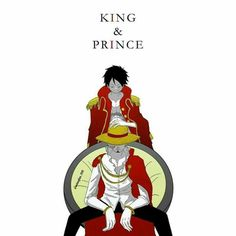one piece king&prince