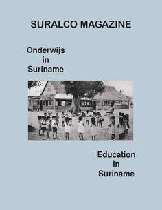 Suralco Magazine 2005 nr 1 Onderwijs in Suriname - Alcoa. klik om artikelen te lezen.