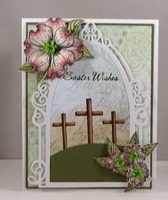 F4A369 Easter Wishes_lb by Clownmom - Cards and Paper Crafts at Splitcoaststampers