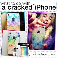 What to do with a cracked iPhone