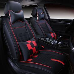 Four Seasons General Car Seat Cushions Car pad Car Styling Car Seat Cover For Toyota Camry Corolla RAV4 Civic Highlander #Affiliate