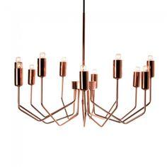 Muse Pendant Lamp $365