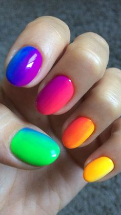 Matte White Nails, White Acrylic Nails, Nail Color Trends, Nail Colors, Multicoloured Nails, Nails For Kids, Sparkly Nails, Funky Nails, Nail Set