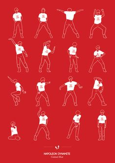 Me and my friends need to learn this dance immediately.
