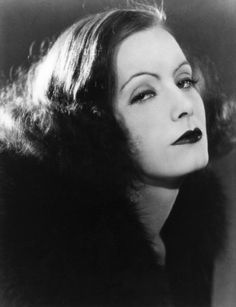 Greta Garbo. °