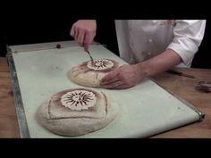 decorando pan