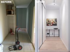 Hall | Before & After Malmhattan 1 of 5 #hall #beforeandafter #malmhattan #malmö #malmo #föreochefter
