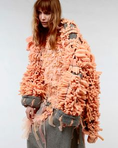 The New MA Graduates: Hayley Grundmann #csm #centralsaintmartins #magraduates #1granary #designs #fashion #fashiondesign