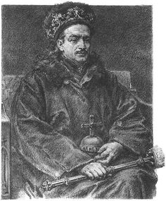 Kazimierz IV Jagiellonczyk - Casimir succeeded his brother Władysław III (killed at the Battle of Varna in 1444) as King of Poland after a three-year interregnum on 25 June 1447.