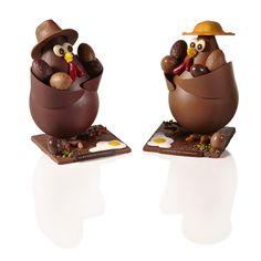 Les CoCottes, Easter 2012 by La Maison du Chocolat #maisduchocolat #chocolate #pastry #gastronomy #macaronsetgourmandises