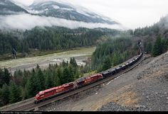 RailPictures.Net Photo: CP 8888 Canadian Pacific Railway GE ES44AC at Boston Bar, British Columbia, Canada by Owen Laukkanen