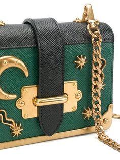 163c94cda641eb Prada Cahier mini moon and stars bag - Prada Cahier Bag - Ideas of Prada  Cahier