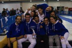 Epee Hellenic Cup 2013 - OAKA Olympic Stadium. Theseas Fencing Club team http://www.digitalcrete.gr/site_files/gallery/373/13859149269.jpg