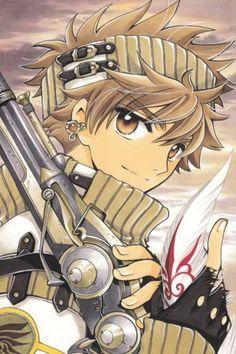 Tsubasa Reservoir Chronicle: Syaoran... Is it weird to have a crush on an anime/manga character? :3