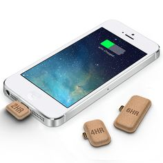 A Cardboard 'Pill' a Day Keeps Dead Smartphone Batteries Away | The Creators Project