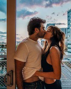 Stay Close Travel Far Romantic Couple Kissing, Cute Couples Kissing, Cute Couples Goals, Couples In Love, Couple Romance, Love Couple Images, Cute Love Couple, Couples Images, Cute Couple Pictures