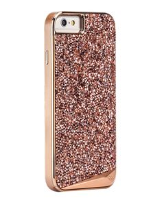 Rose Gold Brilliance iPhone 6/6S Case