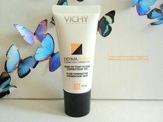 Hodnotenia kozmetiky: Vichy *Dermablend* mejkap