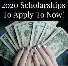 Scholarship opportunities for high school students! #collegeprep #college #scholarships