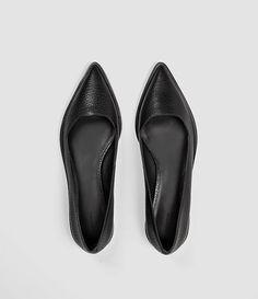 AllSaints Women's Rumi Shoe #theshoecollection