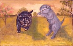 spielende Katzenbabys