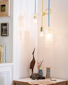 Créer une lampe bouteille Instructions Do-it-yourself