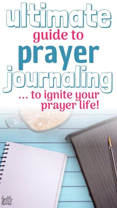 Christian Living:Do you want more out of your prayer life? This guide to prayer journaling will show you exactly how to get started and ignite your relationship with God! This is the ultimate guide to prayer journaling with ideas for beginner to advanced. Prayer Closet, Prayer Room, God Prayer, Daily Prayer, Fervent Prayer, Prayers For Strength, Bible Prayers, Prayer Journal Template, Christians