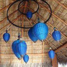 Blue lanterns | Boutique Hotel in Baja California