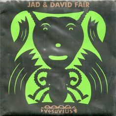 Jad and David Fair - Jad and David Fair EP 7""