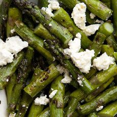 Grilled Asparagus & Feta Salad IV Recipe