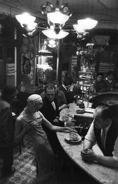 Les Halles Paris 1957 Photo: Frank Horvat
