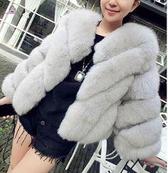 Nuovo arrivo  Pelliccia Palmyra ❤ solo pelliccia ecologica top quality   SHOP: dream-shop.it/parka-urban-donna.html#pellicciotti