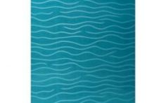 Turquoise Outdoor Rugs Room Essentials™ Rectangular Patio Rug   Turquoise Waves///other