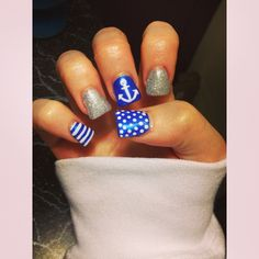 Nautical nails ⚓